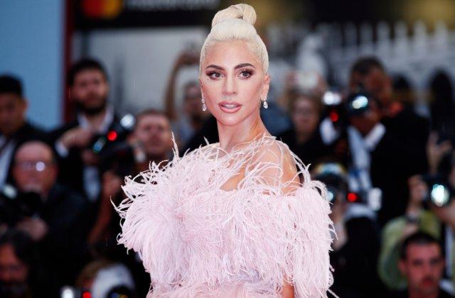 Lady Gaga, colaborare cu brandul de șampanie Dom Perignon