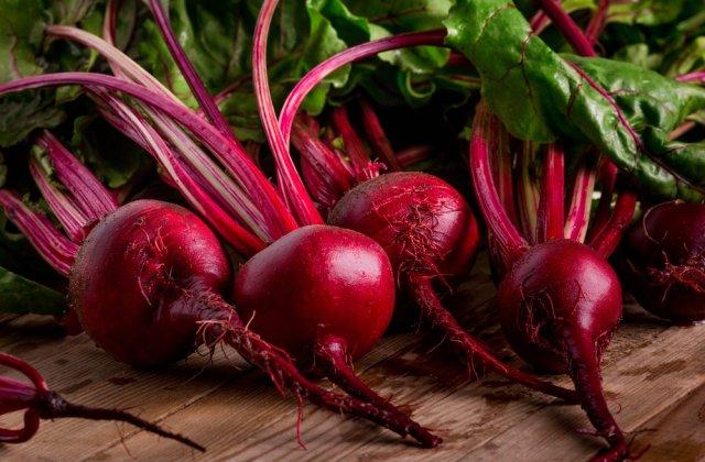 Sănătate pentru inimă, creier și mușchi: 4 beneficii ale consumului de sfeclă roșie