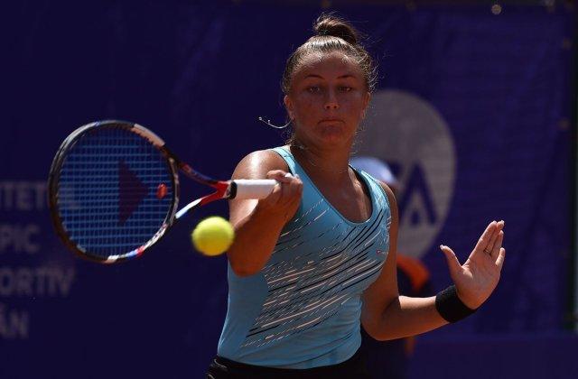 Tenismena Andreea Prisăcariu a câştigat turneul ITF de la Antalya