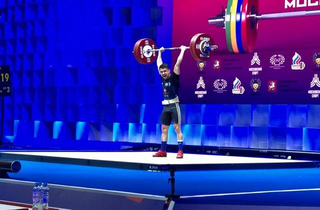 Două medalii de argint pentru România la Campionatul European de haltere