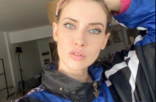 Iulia Albu este însărcinată? Poza care a șocat fanii