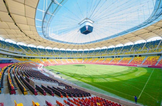Meciurile EURO 2020 de la București se vor desfășura cu spectatori în tribune