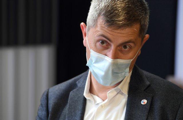 """Barna: """"PSD-ul îi cultivă şi îi întreţine pe cei de la AUR"""""""