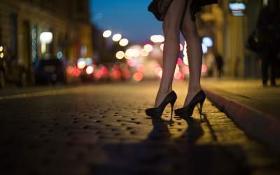 Prostituatele dintr-un oraș...