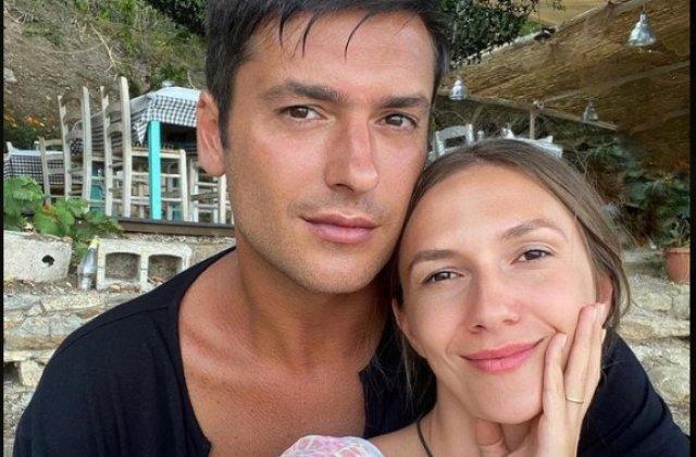 """Radu Vâlcan, poveste de iubire cu Adela Popescu: """"Sunt norocos că a apărut în viața mea"""""""