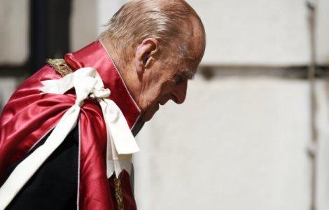 A murit Prințul Philip, soţul reginei Elisabeta a II-a a Marii...