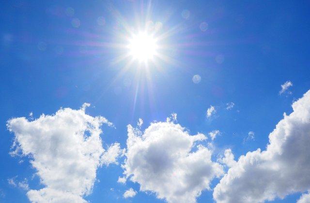 Prognoza meteo, 11 aprilie 2021. Finalul de weekend vine cu temperaturi mai ridicate și soare