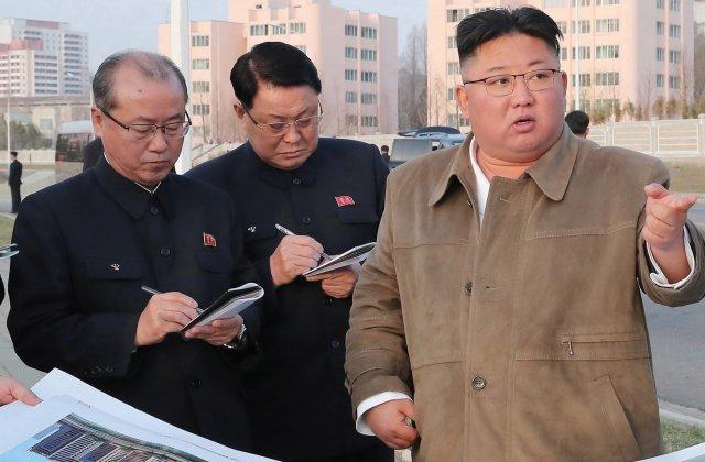 Kim Jong-Un a ordonat executarea unui oficial
