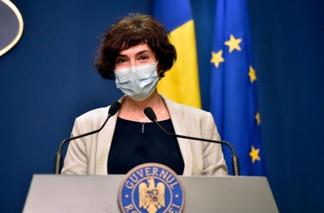 """Andreea Moldovan, după ce a fost demisă din funcție: """"Mă întorc să lucrez în spital"""""""