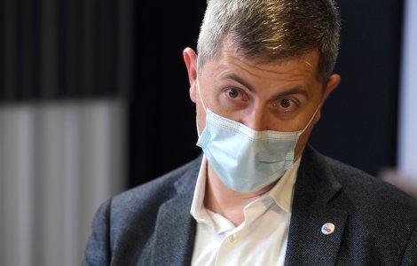 """Barna: """"Florin Cîţu nu mai are susținerea USR-PLUS"""""""