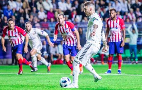 Real Madrid s-a calificat în semifinalele Ligii Campionilor