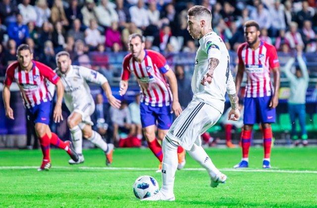 Real Madrid s-a calificat în semifinalele Ligii Campionilor după meciul cu Liverpool