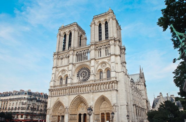 Catedrala Notre-Dame din Paris va fi redeschisă în anul 2024, după incendiul devastator