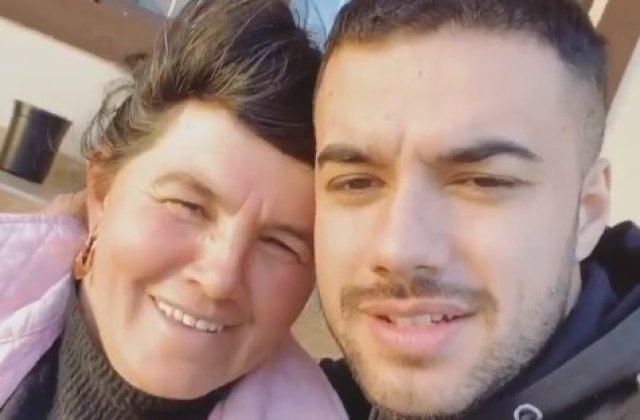 """Culiță Sterp, mesaj emoționant despre mama sa: """"Este eroul nostru"""""""