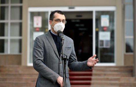 """Voiculescu, prima reacție după demitere: """"Mi-e teamă pentru oamenii..."""