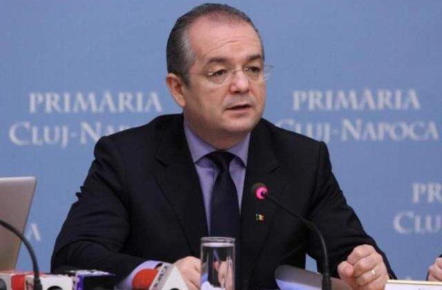 Boc: Guvernul Ponta este guvernul reformelor si proiectelor esuate