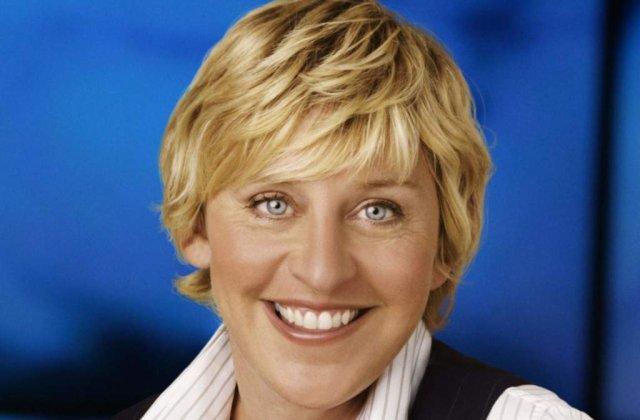 Ellen DeGeneres va prezenta gala premiilor Oscar 2014