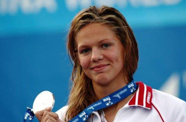 Record mondial la 50 m bras, stabilit de Iulia Efimova