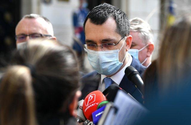 Florin Cîțu a solicitat explicații de la STS, după acuzațiile lui Vlad Voiculescu