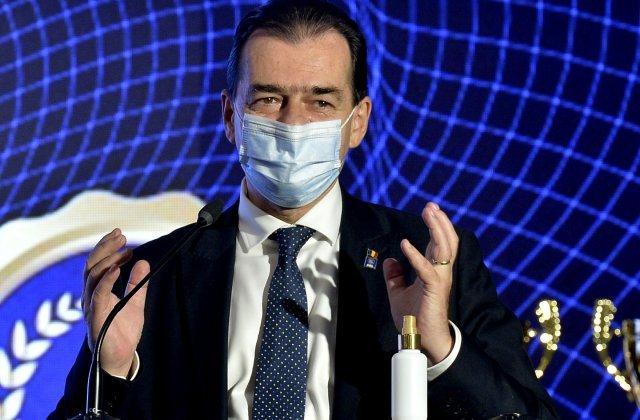 """Ludovic Orban, despre miniștrii care l-au atacat pe Florin Cițu: """"Ar trebui să-și scrie întâi demisia"""""""