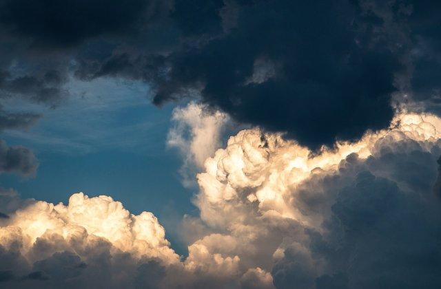 Meteo: Valorile termice vor fi mai coborâte decât cele specifice perioadei