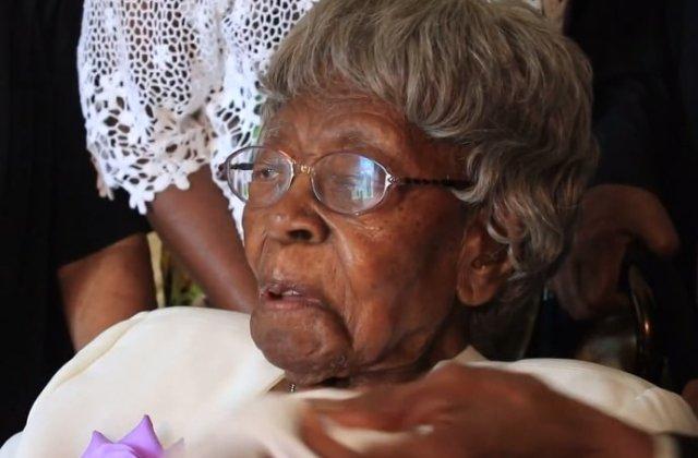 Cea mai în vârstă persoană din SUA s-a stins din viață la 116 ani
