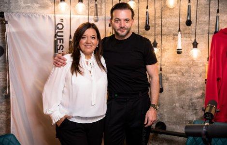 """Mirela Retegan, invitata lui Mihai Morar în podcastul """"Fain & Simplu"""""""