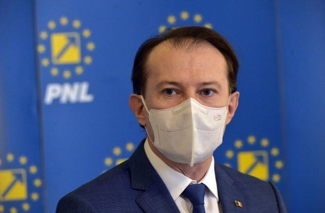 """Florin Cîţu despre înfiinţarea grupului de lucru de la Ministerul Sănătăţii: """"Arată ca un fals în acte"""""""