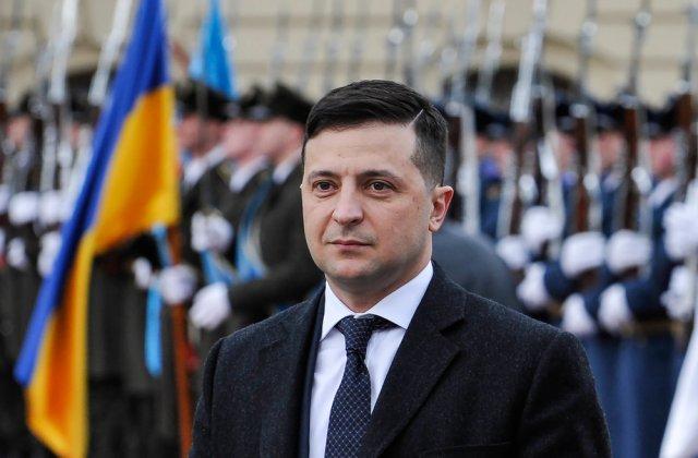 Președintele Ucrainei i-a propus lui Putin să se întâlnească în zona de conflict