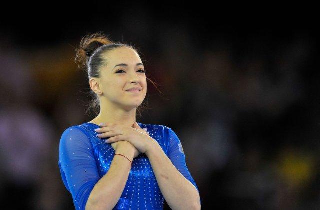 Larisa Iordache, spitalizată imediat după performanța care i-a adus calificarea la Jocurile Olimpice