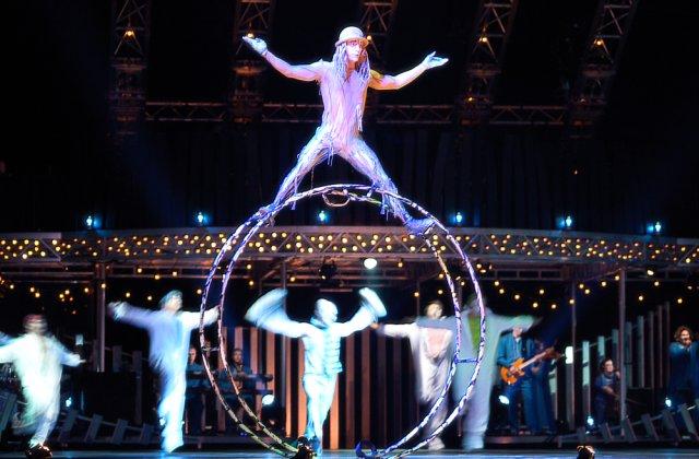 Cirque du Soleil îşi reia spectacolele în vară