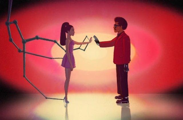 """The Weeknd şi Ariana Grande au lansat un remix al piesei """"Save your Tears"""", ce a ajuns top 5 în peste 20 de țări"""