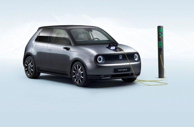 """Șeful Honda: """"Vrem să vindem doar mașini electrice după 2040"""""""