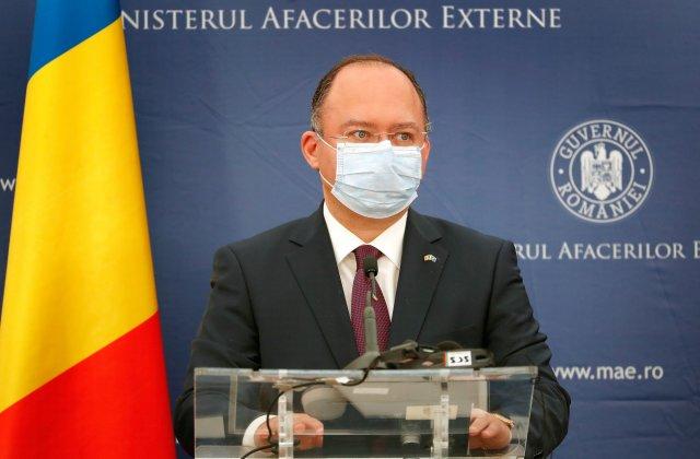 """Ministrul de Externe: """"Orice ameninţare la adresa României este de fapt o ameninţare la adresa NATO"""""""
