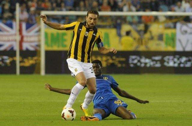 Calificare dramatica in play-off: Vitesse Arhnem - Petrolul Ploiesti 1-2