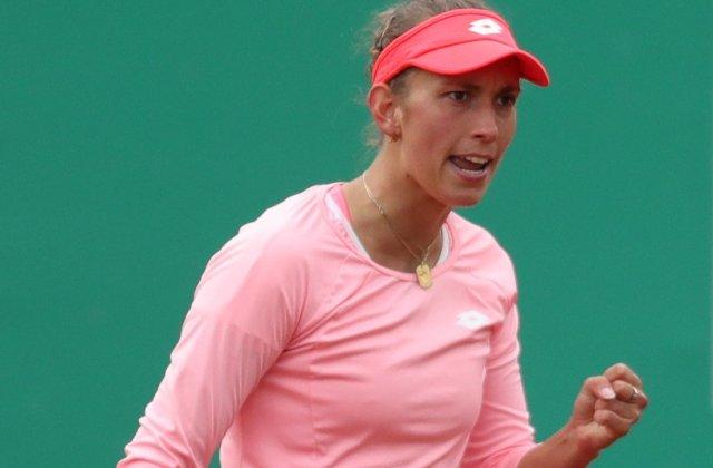 Sorana Cîrstea a urcat pe locul 58 în clasamentul mondial al jucătoarelor profesioniste