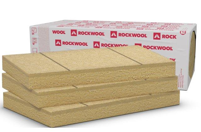 Vata bazaltică Rockwool este un material potrivit pentru o izolare termică și fonică eficientă