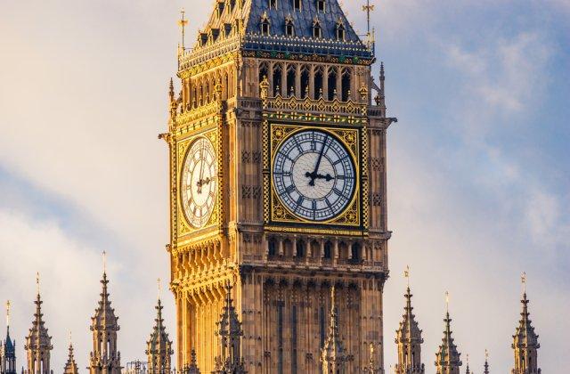 Restaurarea celebrului Big Ben va fi finalizată anul viitor