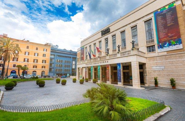 Operă din Roma îşi redeschide porțile cu un concert simfonic dedicat lui Verdi