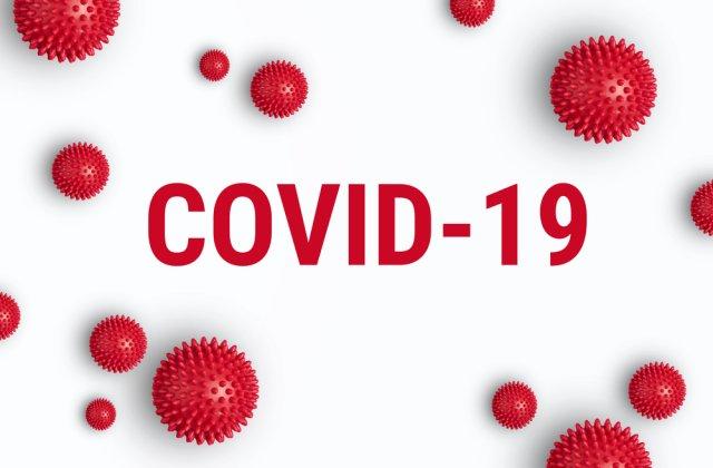 BILANȚUL COVID: 1.636 de cazuri noi și 1.284 pacienți internați la ATI