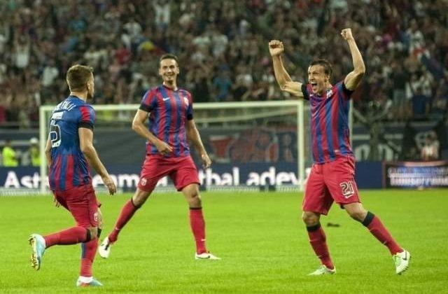 Steaua Bucuresti - Legia Varsovia in play-off-ul Ligii Campionilor