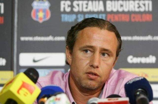Reghecampf: Dinamo nu poate pune probleme Stelei, vom castiga meciul