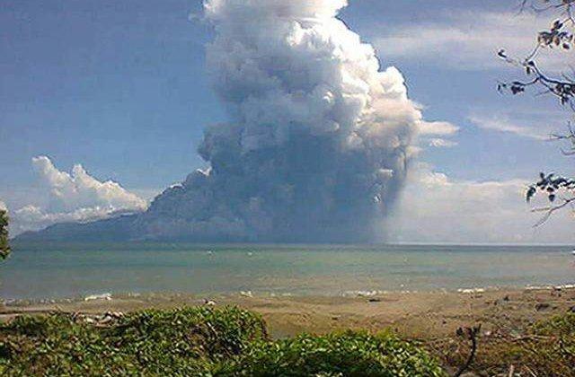 Tragedie in Indonezia: Un vulcan a erupt si a ucis cinci persoane