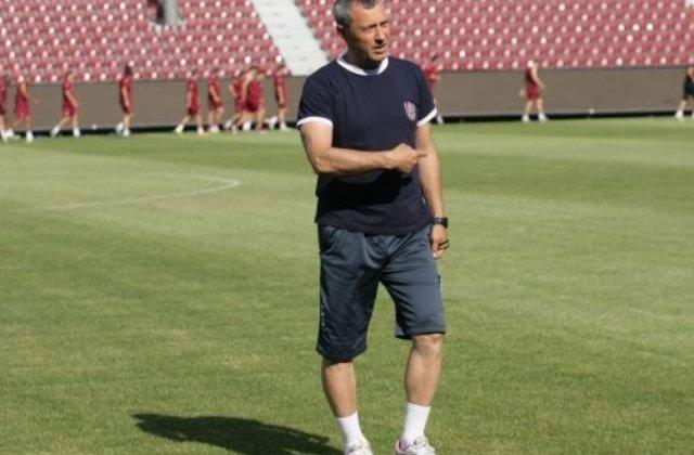 Oficial: CFR Cluj a reziliat contractul cu Mircea Rednic