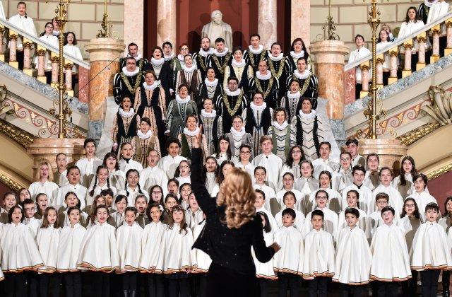 Concertul de Paște al Corului Madrigal. Acesta va putea fi urmărit online