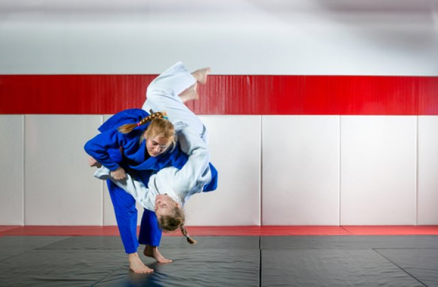 Serafima Moscalu a câștigat medalia de bronz la Openul European de Judo de la Zagreb
