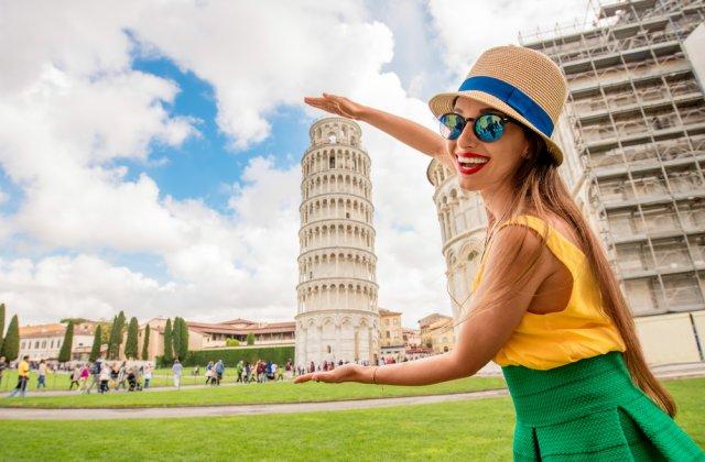 Sectorul italian al turismului se va redeschide la mijlocul lunii mai