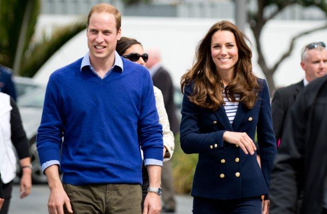 Prințul William și soția sa, Kate Middleton, și-au lansat propriul canal de Youtube