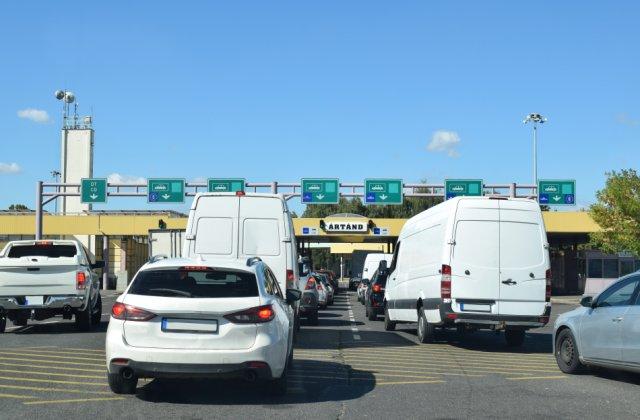 Nou punct de trecere a frontierei dintre România și Ucraina. Unde și când se va deschide