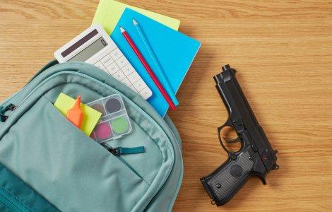 O fată de 12 ani a deschis focul într-o școală din SUA